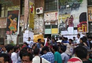 JNUSU Elections 2018: Jawaharlal Nehru University (JNU) students are voting on Friday in the students' union polls.