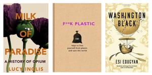 Opium, boycotting plastic, and the dream of a perfect aerial machine make it to the reading list this week.