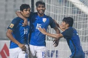 India take on Maldives in the SAFFCup final in Dhaka on Sunday.