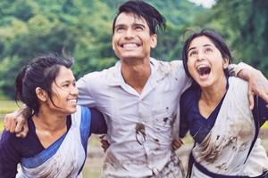 A still from director Rima Das' Bulbul Can Sing, which had its world premiere at the Toronto International Film Festival.