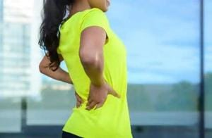 Lower backache issues can make one incapacitated, but there's a solution
