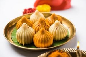 The modak is one of the most loved sweet dishes consumed during Ganesh Chaturthi.