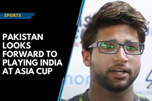 Pakistan batsman Imam ul Haq looks ahead to Asia Cup clash against India