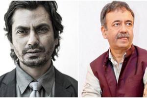 Rajkumar Hirani said Nawazuddin Siddiqui was a good actor.