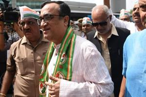 """Delhi Pradesh Congress Committee president Ajay Maken said """"the civic bodies had been demanding conversion charges with penalty even if they have paid the amount for 10 years, as required under the municipal act""""."""