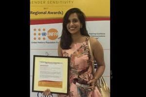 Chandigarh journalist Aneesha Bedi