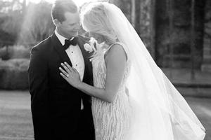Steve Smith tied the knot with long-time girlfriend Dani Willis in Sydney.