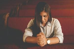 A new study shows that people who attend weekly religious services in their adolescence enjoy greater life satisfaction and positivity in their 20s.