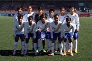 India defeated Hong Kong in the AFC U-16 Qualifiers in Ulan Bator, Mongolia.