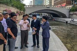 Chief minister Arvind Kejriwal, who signed the memorandum of understanding (MoU) with Seoul mayor Park Won-Soon in Seoul on Friday, sought cooperation from his South Korean counterpart, particularly seeking their expertise in dealing with transport and pollution.