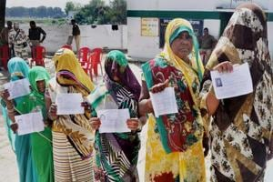 Poll officials said 6,52,814 names of voters who are duplicate, dead or have shifted their residence have come to light.
