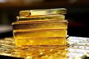 Fifteen gold bars, weighing a kilo each — that were supposed to be evidence — were recovered from the two army personnel and three policemen.