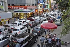 Those buying vehicles between Rs 20 lakh and Rs 40 lakh will need to pay Rs 60,000 as vehicle registration charges and those buying vehicles costing above Rs 40 lakh will need to pay Rs 75,000. Currently, the south corporation charges Rs 4,000 as one-time parking charges for all vehicles above Rs 4 lakh.