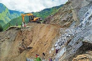 In 2013, Uttarakhand was hit by a severe deluge that left 5,000 people dead.