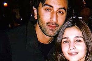Alia Bhatt and Ranbir Kapoor don't shy away from showing their passion for each other on social media. (Instagram)