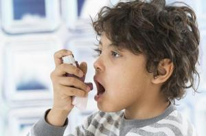 Children with asthma are disadvantaged in education and future work, suggests the study.
