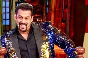 Salman Khan will blind us all with the brightness of his sequined jacket on Bigg Boss 12's premiere episode. (Instagram)