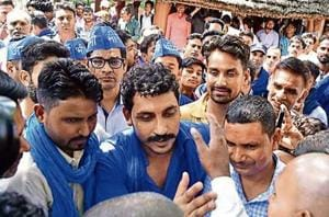 Dalit youth may shift their loyalty to the Bhim Army as they see Chandrashekhar as their role model.