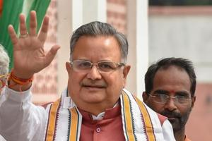 """Party strategists argue that anti-incumbency is more against sitting legislators but """"considerable goodwill"""" exists for the government and chief minister Raman Singh."""