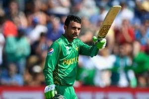 Fakhar Zaman is the only Pakistan cricketer to have scored a double century in ODI cricket.