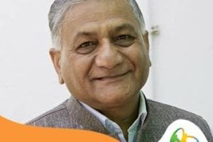 "V K Singh said Monday the army still rules Pakistan despite the election of Imran Khan as the new prime minister, adding that it remains to be seen whether ""the person"" will be able to bring about a change."