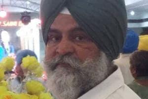 Victim Sewa Singh