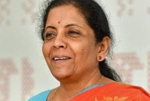 Defence minister Nirmala Sitharaman visited Dharchula town on Monday to inaugurate a mega medical camp organised by the Army on the occasion of Prime Minister Narendra Modi's birthday.