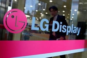 LG's mainstay, older-technology liquid crystal display business is struggling with Chinese rivals and panel price declines.