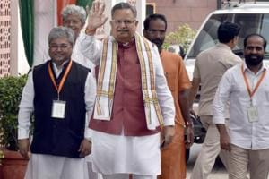 Low-level corruption is a complaint that is raised by many in the state, which has been governed by Bharatiya Janata Party and chief minister Raman Singh since 2008.