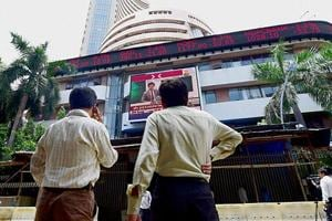 The 30-share Sensex plunged 505.13 points or 1.33% to end at 37,585.51.
