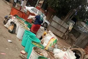 Citizen activists demand a complete overhaul of the garbage management system in the city.