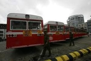 """Taxi and auto union leaders, however, said this will force commuters to walk the extra mile. """"As per the rule, stands should be 15m away from bus stops,"""" said AL Quadros, leader of Mumbai Taximens Union."""