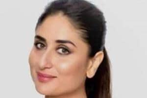 Kareena Kapoor Khan was at a photoshoot in Mumbai.