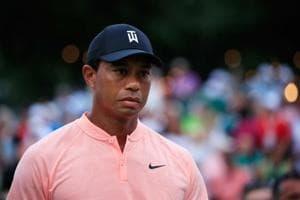 File image of Tiger Woods.