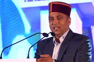 Jai Ram Thakur was a surprise choice for the chief minister's post after the Bharatiya Janata Party (BJP) swept to power in Himachal Pradesh last December.