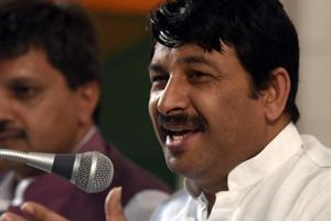 Police on Tuesday registered a First Information Report (FIR) against Delhi Bharatiya Janata Party chief Manoj Tiwari for illegally breaking the lock of a sealed house.
