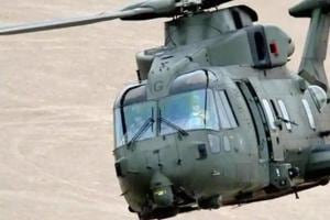 India had entered into an agreement with AgustaWestland to supply 12 AW-101 VVIP choppers to ferry VVIP passengers. The deal was cancelled by India in 2014 over bribery allegations