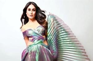 Kareena Kapoor knows how to make an impression, whether she's in a designer gown or walking down the street in blue jeans. (Instagram)