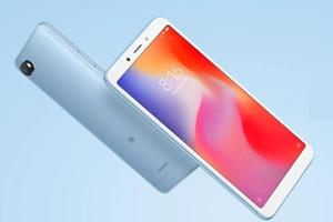 Xiaomi Redmi 6A price starts at Rs 5,999