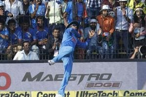 File image of India cricketer Manish Pandey in action during a match.