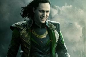 Tom Hiddleston became a fan favourite with his Loki in the Marvel movies.