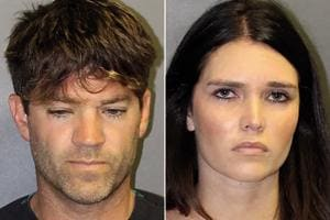 The surgeon, 38-year-old Grant William Robicheaux, and his 31-year-old girlfriend, Cerissa Laura Riley, were charged on September 11 with rape as well as drug and weapons-related offences in connection with two alleged assaults.