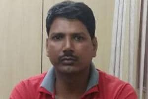 Constable Achuytanand Mishra was posted at the BSF Composite hospital in Delhi.