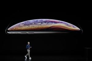 Apple's newest line of iPhones -- the iPhone XR, XS and XS Max -- cost as much as $1,449 for the most expensive model