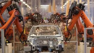 Indian IT can design new, America-based value chains and factories; install and program robots; and monitor manufacturing operations in the same way that large data centres are remotely managed
