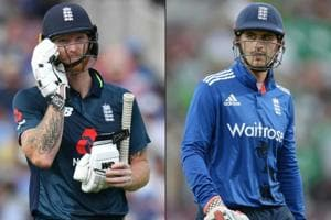 Ben Stokes and Alex Hales face a disciplinary panel hearing in London in December.