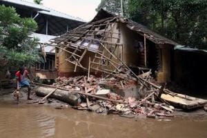The rains and subsequent floods, said to be the worst in the last 100 years, had claimed 493 lives since May 29, besides leaving a trail of destruction that saw nearly 14 lakh people displaced from their homes.