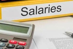 The new salary structure will be effective retrospectively from December 2017.