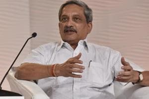 Goa chief minister Manohar Parrikar has been admitted to the All India Institute of Medical Sciences (AIIMS) due to a pancreatic ailment.