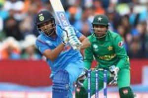India last played against Pakistan in the final of the 2017 Champions Trophy.